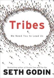 Cover Artwork For Seth Godin's Book Tribes