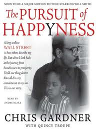 The Pursuit of Happyness Bookcover