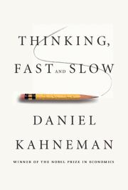 Book Cover Image for Thinking Fast And Slow