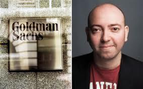 Goldman Sachs' Greg Smith