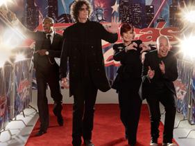 Howard Stern On America's Got Talent
